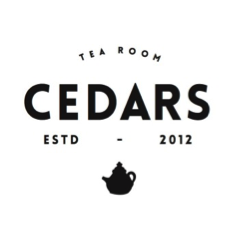 Cedars Tea Room Logo